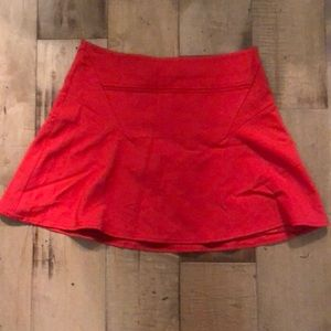 Retro Zara mini skirt
